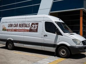 Moving van rental | Commercial Fleet